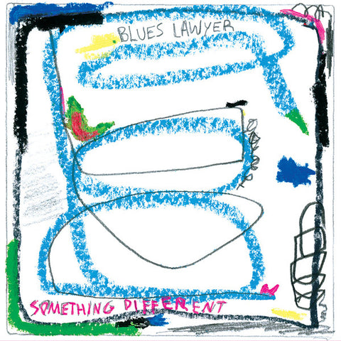 Blues Lawyer ‎– Something Different