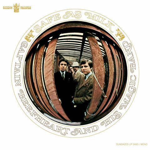 Captain Beefheart And His Magic Band ‎– Safe As Milk