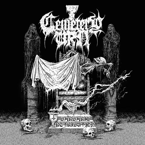 Cemetery Urn ‎– Barbaric Retribution