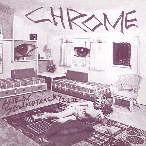 Chrome – Alien Soundtracks