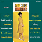 Cline, Patsy ‎– Patsy Cline's Greatest Hits