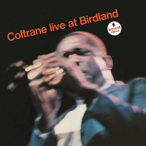 Coltrane, John ‎– Live At Birdland