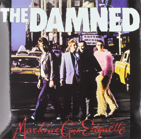 Damned ‎– Machine Gun Etiquette