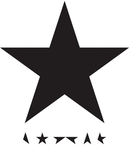 Bowie, David ‎– ★ (Blackstar)