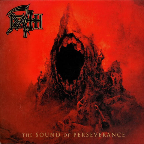 Death ‎– The Sound Of Perseverance