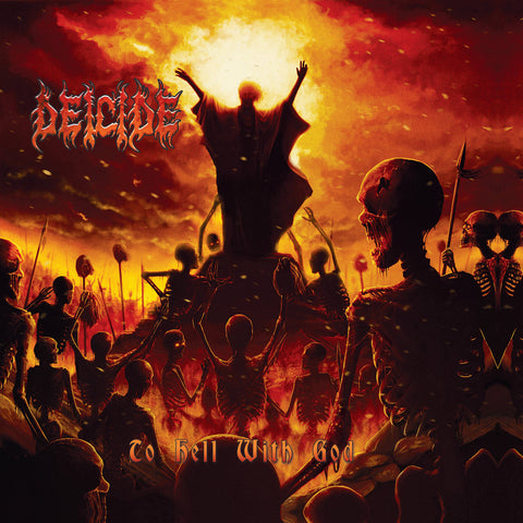 Deicide ‎– To Hell With God