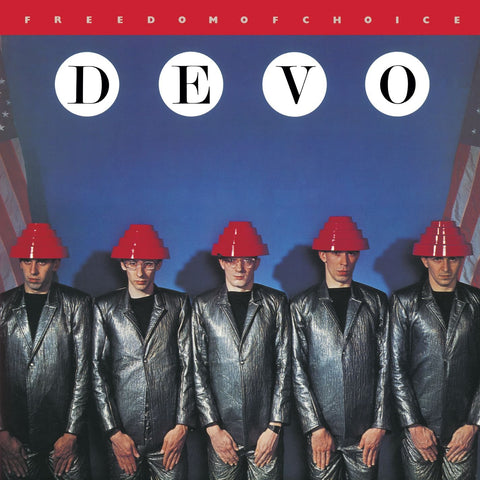 Devo ‎– Freedom Of Choice