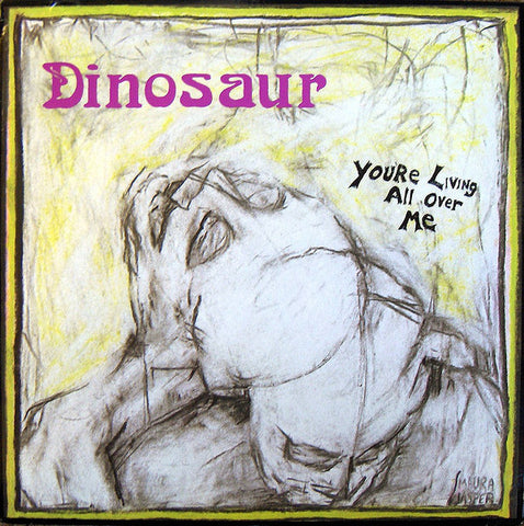 Dinosaur Jr.  ‎– You're Living All Over Me