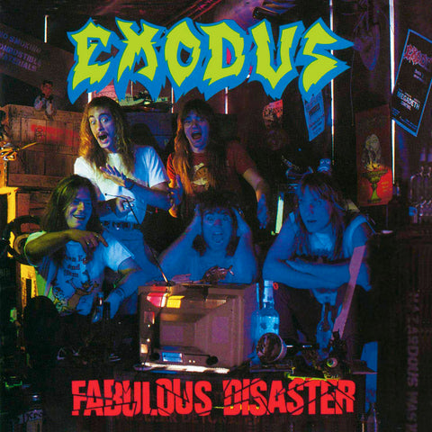 Exodus – Fabulous Disaster