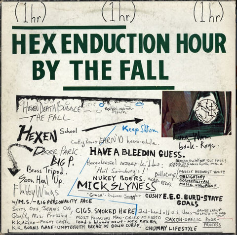 Fall ‎– Hex Enduction Hour