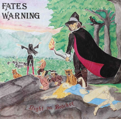 Fates Warning ‎– Night On Bröcken