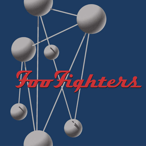 Foo Fighters ‎– The Colour And The Shape