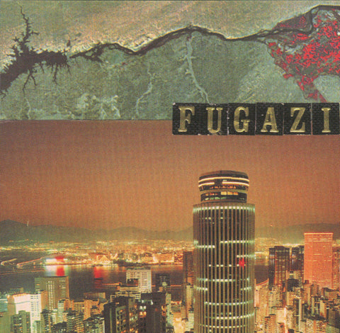 Fugazi ‎– End Hits