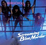 Girlschool ‎– Screaming Blue Murder