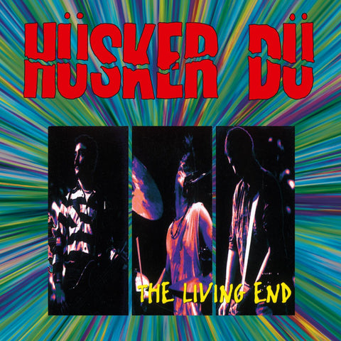 Hüsker Dü ‎– The Living End