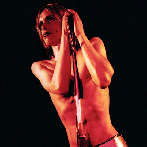 Iggy And The Stooges ‎– Raw Power