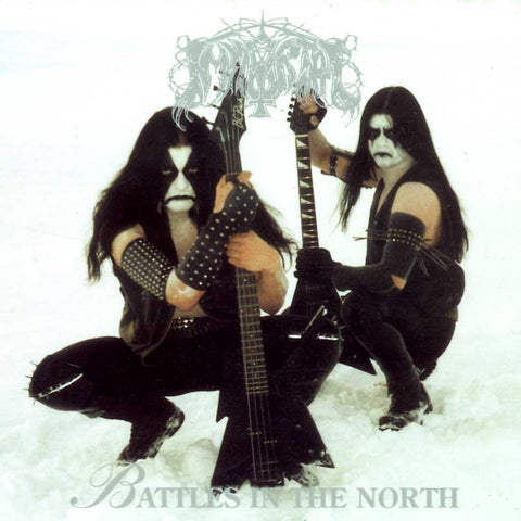 Immortal ‎– Battles In The North