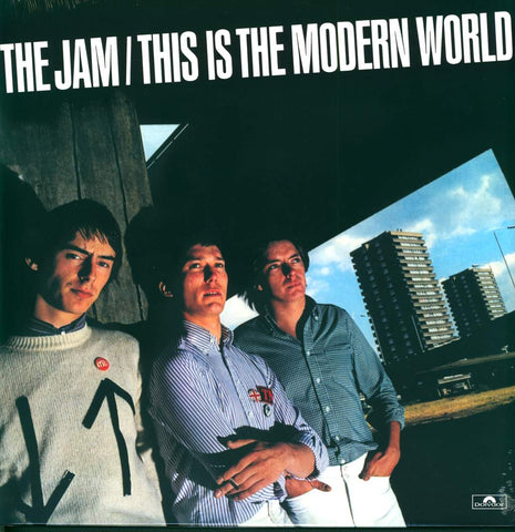 Jam ‎– This Is The Modern World