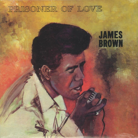 Brown, James ‎– Prisoner Of Love