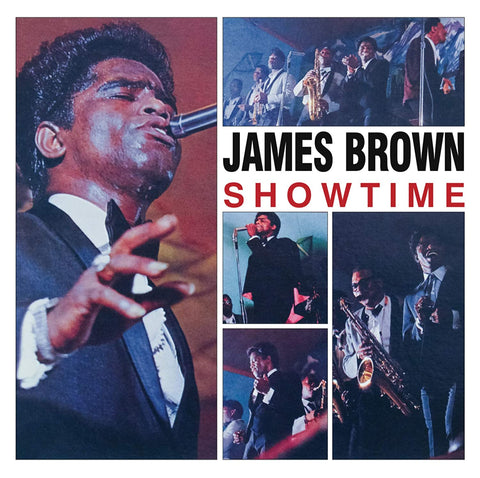 Brown, James  ‎– Showtime