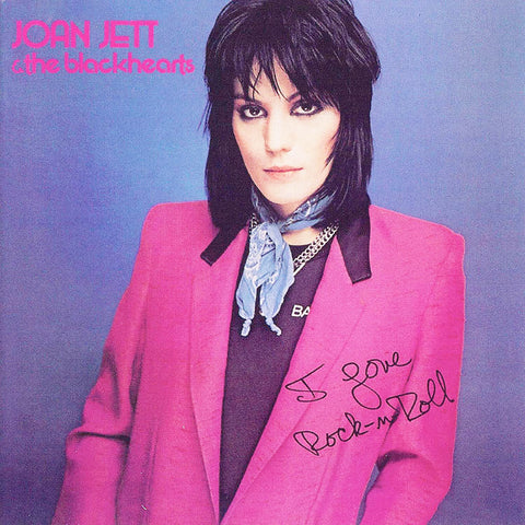 Joan Jett & The Blackhearts ‎– I Love Rock 'N Roll