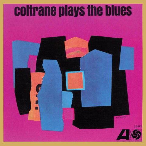Coltrane, John ‎– Coltrane Plays The Blues