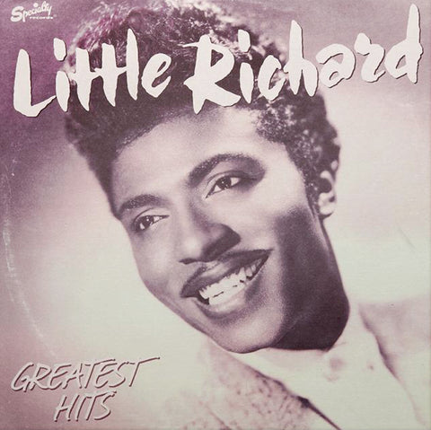 Little Richard ‎– Little Richard's Greatest Hits