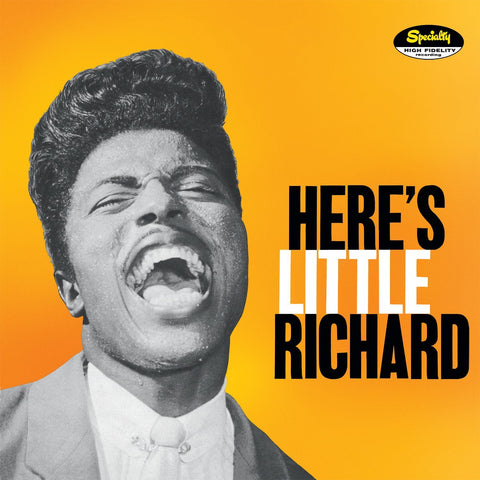 Little Richard ‎– Here's Little Richard