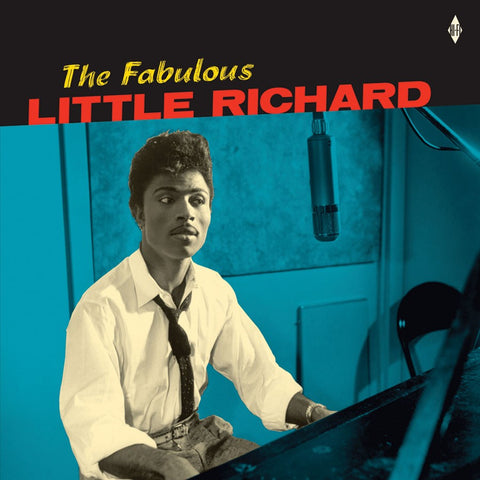 Little Richard ‎– The Fabulous Little Richard