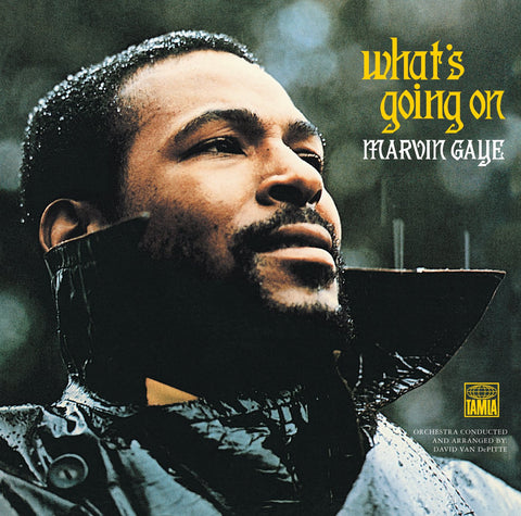 Gaye, Marvin ‎– What's Going On