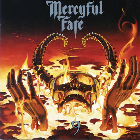 Mercyful Fate ‎– 9