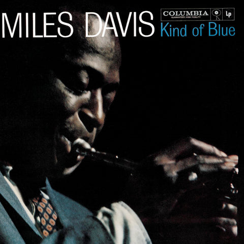 Davis, Miles ‎– Kind Of Blue