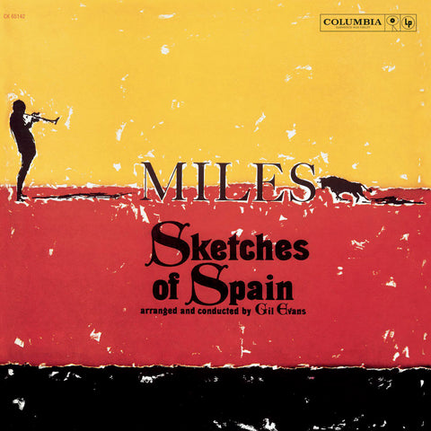 Davis, Miles ‎– Sketches Of Spain