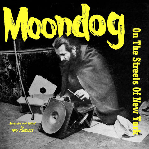 Moondog ‎– On The Streets Of New York