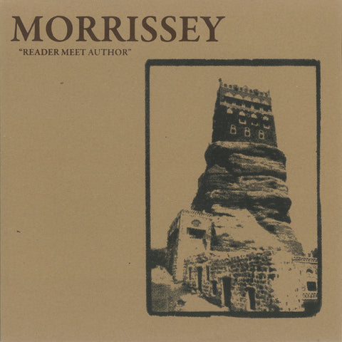 Morrissey ‎– Reader Meet Author