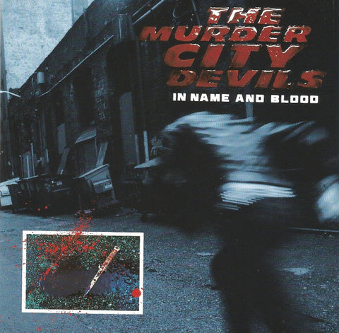 Murder City Devils ‎– In Name And Blood