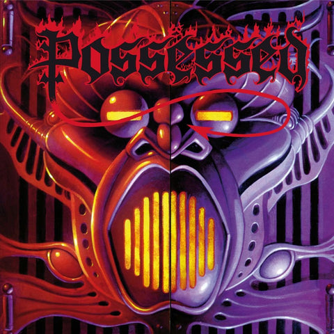 Possessed ‎– Beyond The Gates