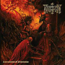 PERDITION TEMPLE - Sacraments Of Descension LP