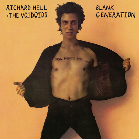 Richard Hell And The Voidoids ‎– Blank Generation