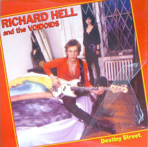 Richard Hell And The Voidoids ‎– Destiny Street