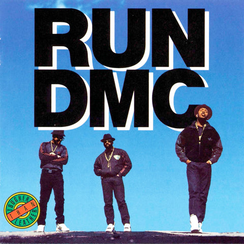 Run D.M.C. ‎– Tougher Than Leather