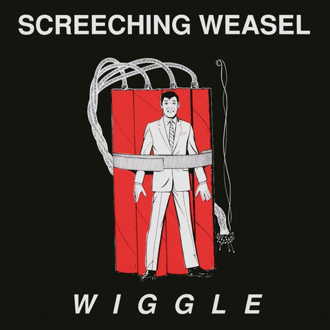 Screeching Weasel ‎– Wiggle
