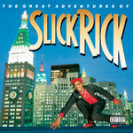 Slick Rick ‎– The Great Adventures Of Slick Rick