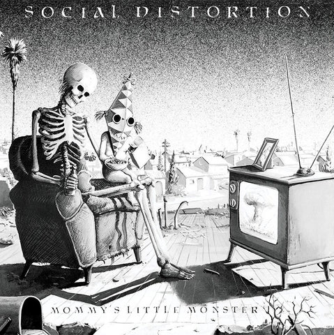 Social Distortion ‎– Mommy's Little Monster