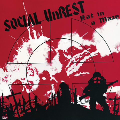 Social Unrest ‎– Rat In A Maze