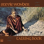 Wonder, Stevie ‎– Talking Book