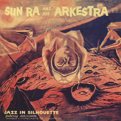 Sun Ra And His Arkestra ‎– Jazz In Silhouette