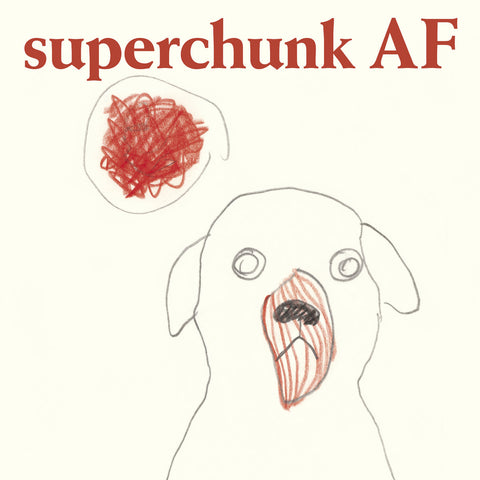 Superchunk ‎– AF (Acoustic Foolish)