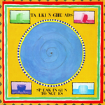 Talking Heads ‎– Speaking In Tongues