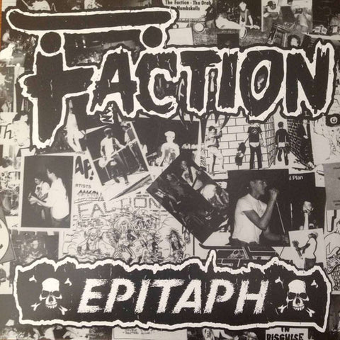 Faction ‎– Epitaph